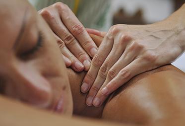 HART Holistic support massage shoulder