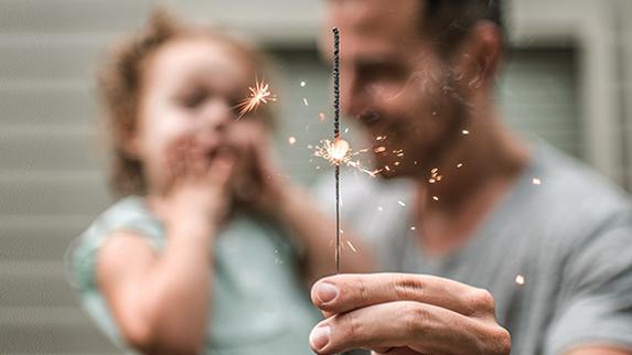HART Holistic Support Baby Namings sparkler