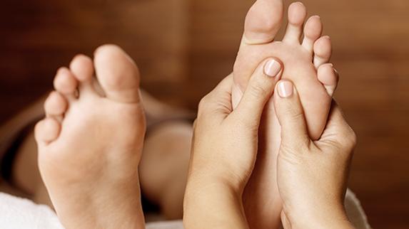 HART Holistic Support Massage feet hands