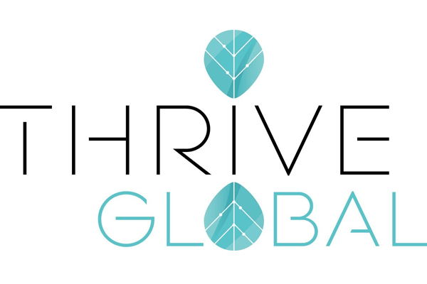 Thrive-Global-logo Karen Abi-Karam